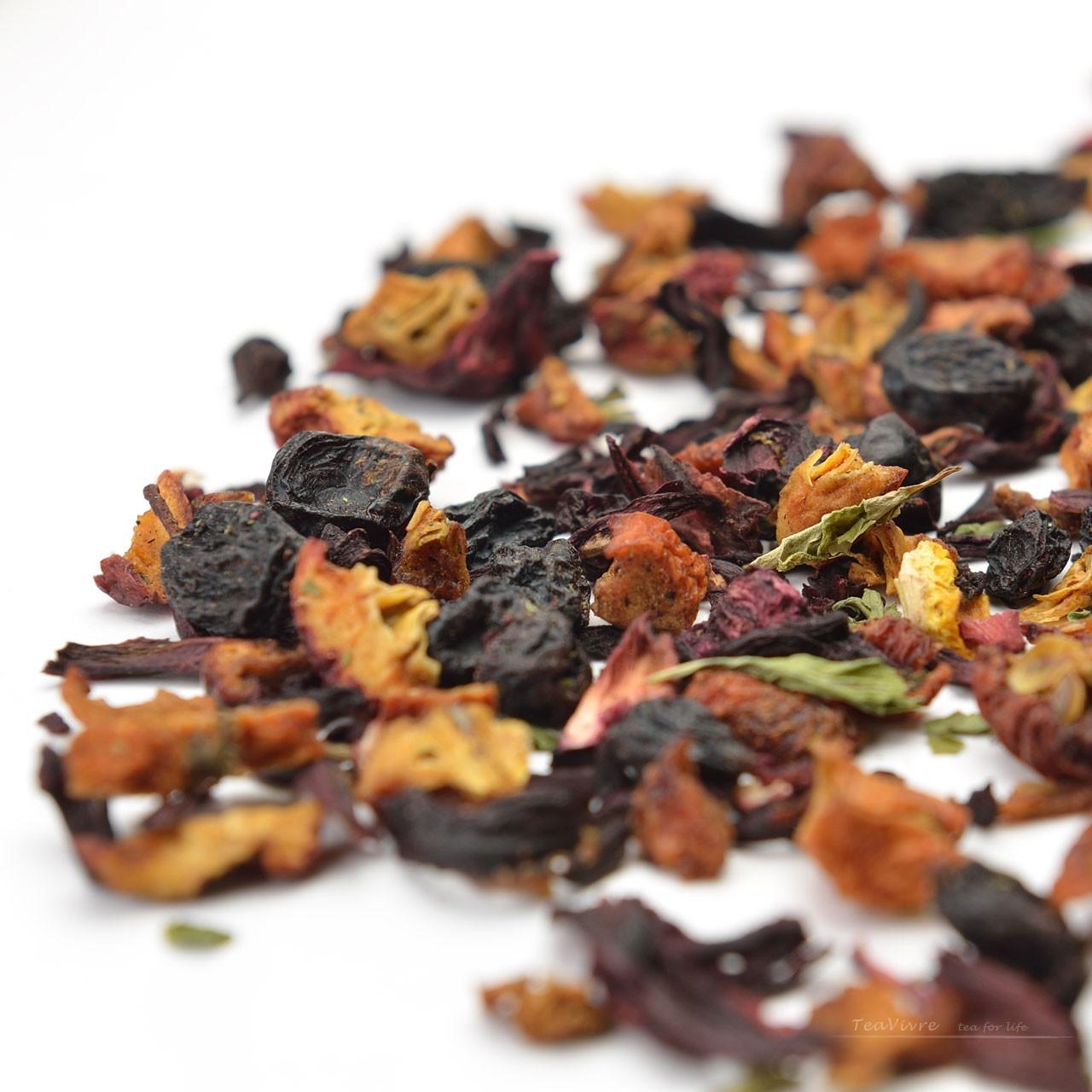 Ceai fructe de padure vrac