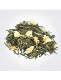 Ceai verde si iasomie vrac