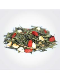 Ceai verde si Goji Berry vrac